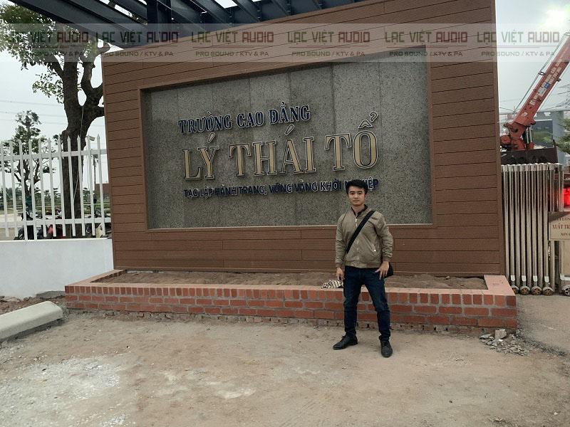 Trường cao đẳng Lý Thái Tổ Từ Sơn Bắc Ninh