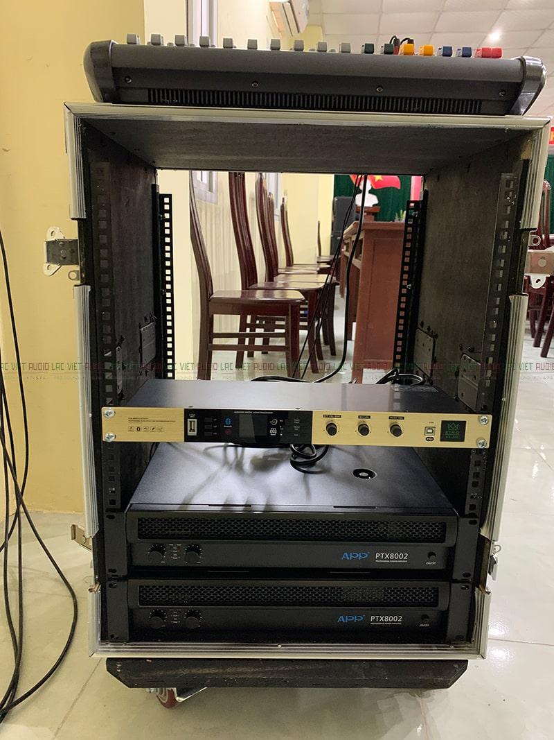 Vang số King KX-200 và đẩy App PTX-8002