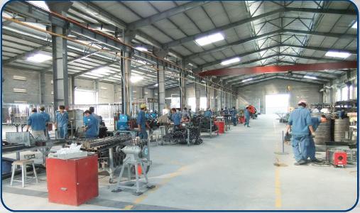 Xưởng cơ khí chế tạo