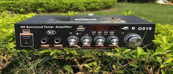Ampli mini G919 - Amply mini nổi bật với công nghệ bluetooth