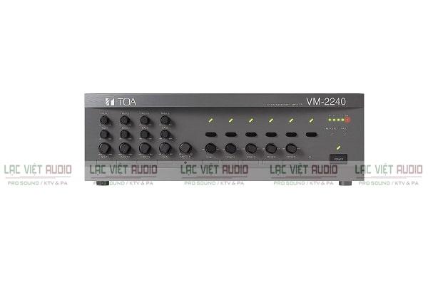 Amply cho loa âm trần TOA VM-2240: 14.300.000 VNĐ