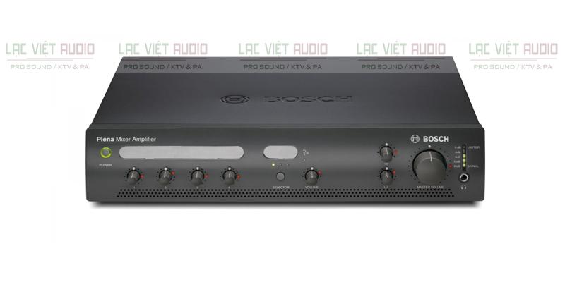 Amply Bosch có chức năng khuếch đại tín hiệu và xử lý âm thanh