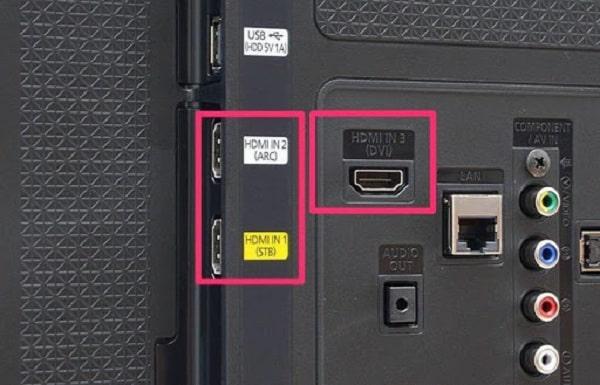 Cổng âm thanh HDMI là gì?