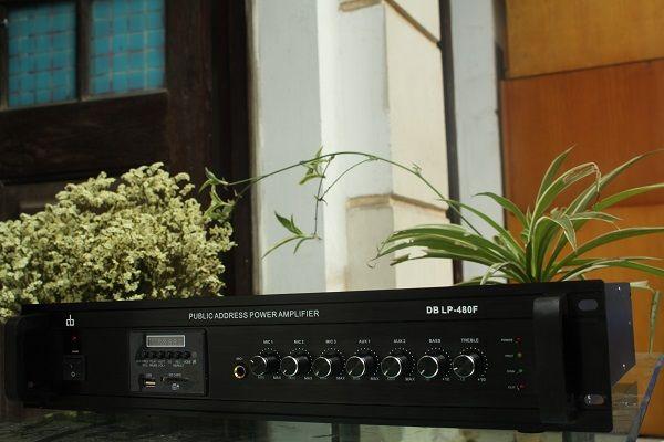 Amply DB LP-480F chính hãng tại Lạc Việt Audio