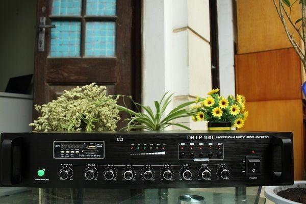 Amply DB LP-100T 100W chia 5 vùng