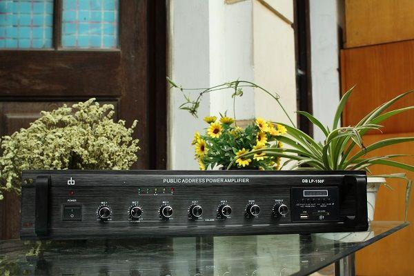 Amply DB LP-1500F công suất 150W chính hãng