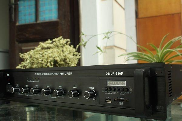 Amply DB LP-280F công suất 280W chính hãng