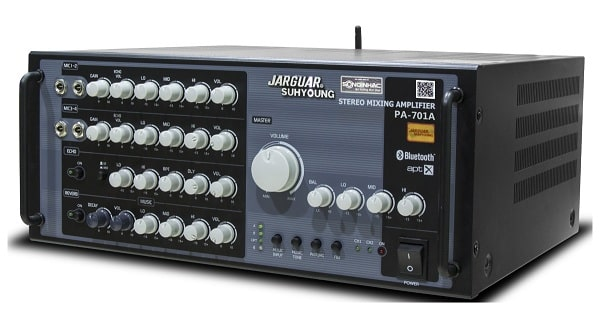 Amply Jarguar có cổng optical SuHyoung PA-701A