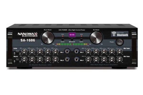 Amply karaoke Nanomax SA-1686