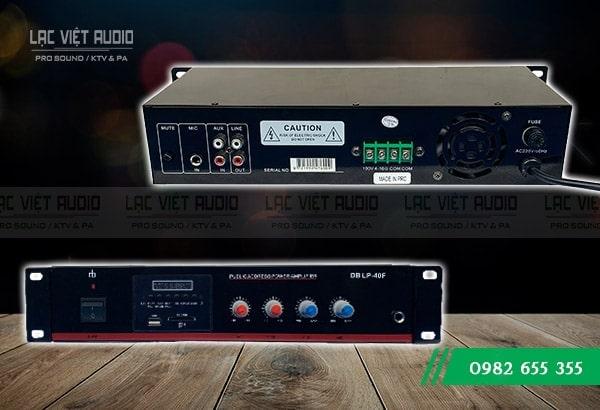 Amply cho loa âm trần DB LP-40F: 5.500.000 VNĐ