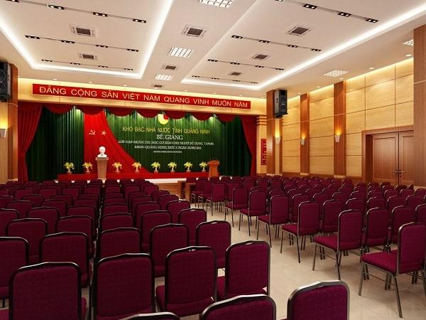 Amply sân khấu, amply hội trường là gì?