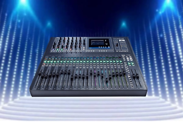 Mixer Soundcraft SI Impact chất lượng cao