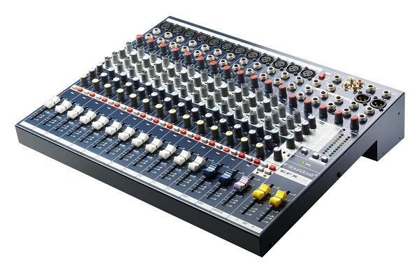 Bàn mixer Soundcraft EFX12 nhập khẩu chính hãng