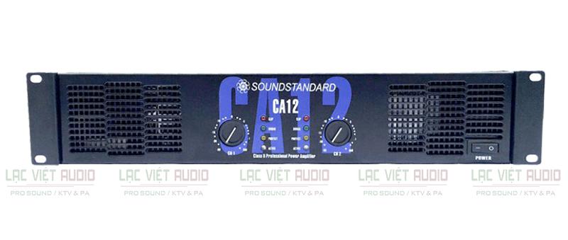 Cục đẩy công suất CA12 sử dụng trong khuếch đại âm thanh