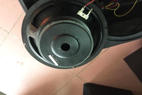 hình thực tế loa B3 HF101