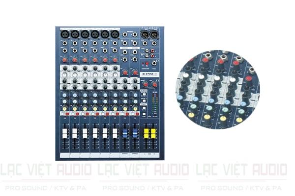 Bàn mixer Soundcraft EPM 6