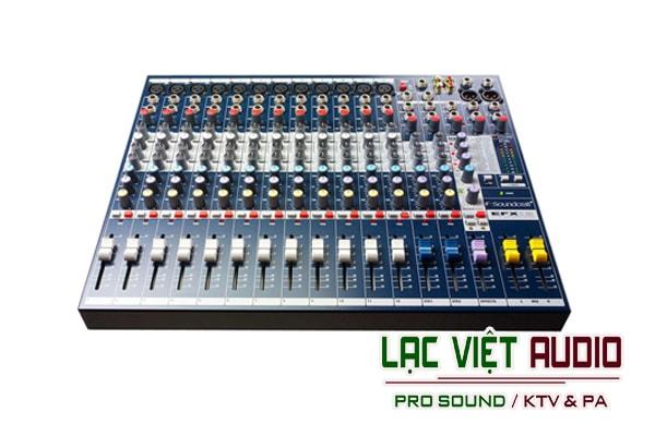 bàn mixer EFX 12