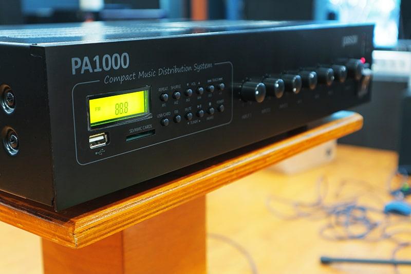 Apmly PASO PA1240 có nhiều tính năng nổi bật