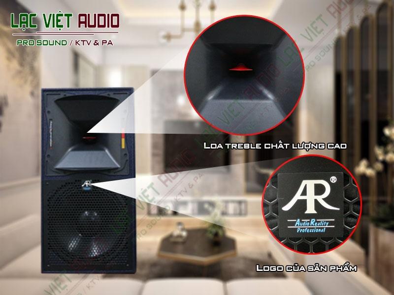 Chất lượng âm thanh của sản phẩm Loa karaoke AR ARF 12H
