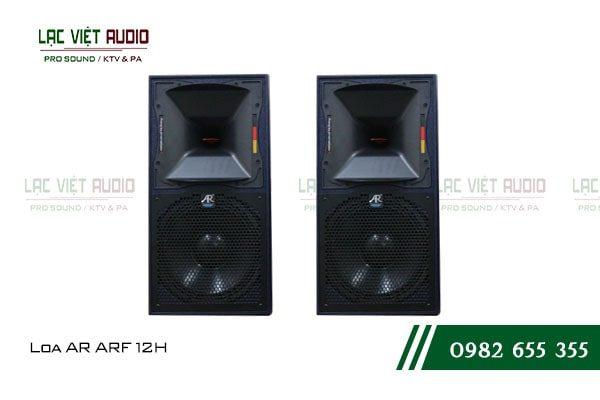 Giới thiệu về sản phẩm Loa karaoke AR ARF 12H