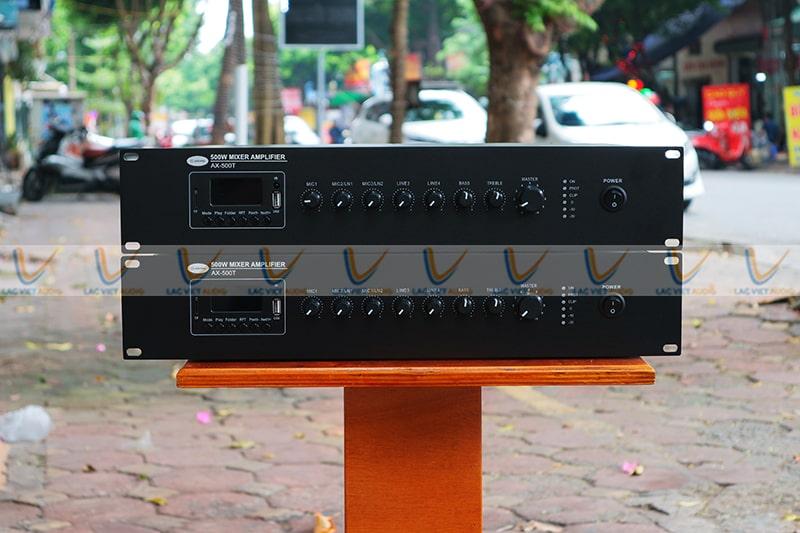 ASIMA AX500R có thiết kế hiện đại, nhỏ gọn
