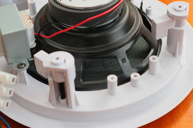 ASIMA CX-10W có khả năng tái tạo âm thanh tốt