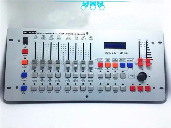 Bàn điều khiển ánh sáng DMX240