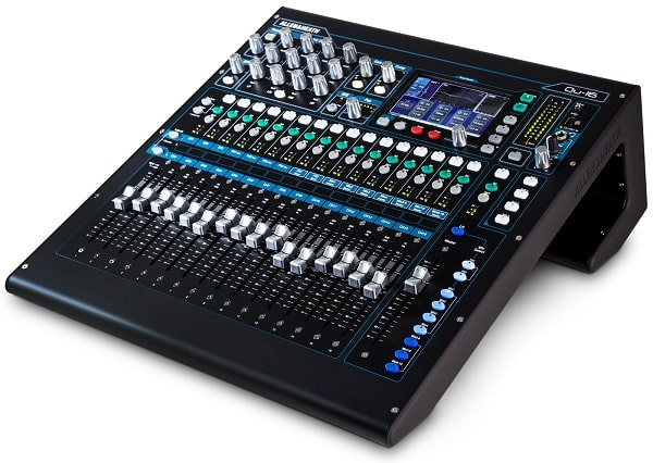 Bàn mixer Allen Heath - tuyệt tác âm thanh