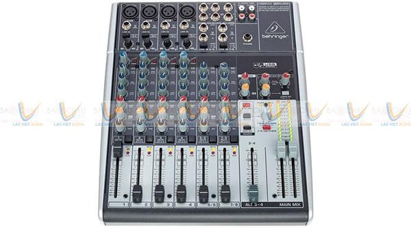 Mua mixer Behringer Xenyx 1204USB hàng chính hãng giá ưu đãi tại Lạc Việt Audio