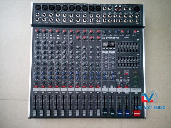 Bàn mixer Dynacord D-1000 chất lượng chuyên nghiệp