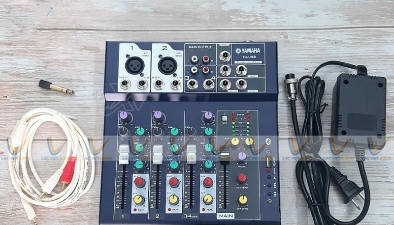 Bàn mixer livestream có vai trò quan trọng trong chỉnh chất lượng âm thanh