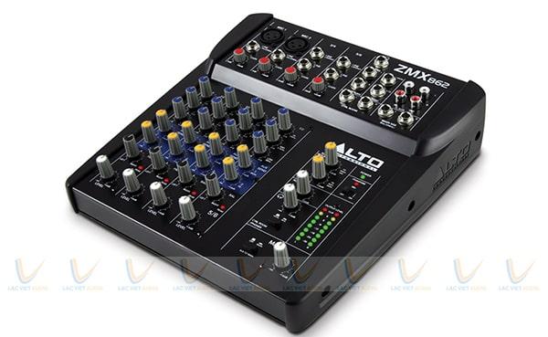 Bàn mixer mini Alto ZMX862