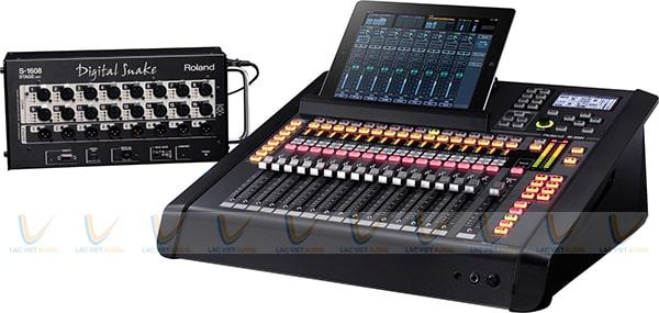 Mixer digital chất lượng và cho khả năng hiệu chỉnh chi tiết hơn