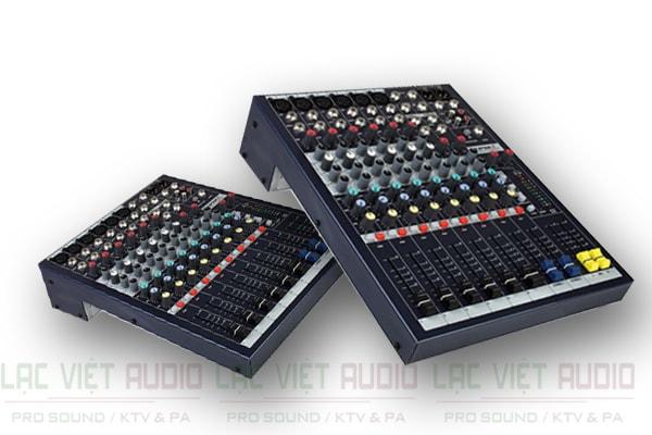 Bàn mixer soundcraft