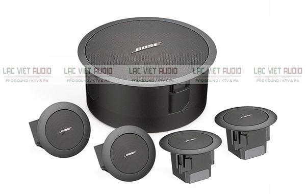 Báo giá loa âm trần Bose tùy thuộc mục đích và không gian sử dụng