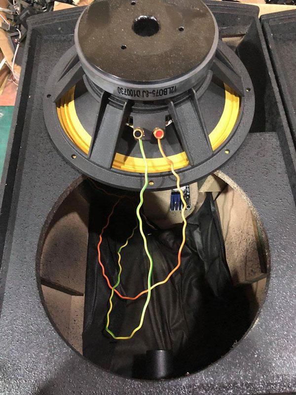 Bass loa B3 J212 hàng bãi chuẩn