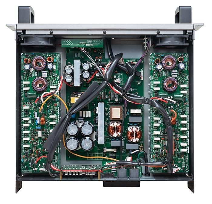 Chi tiết linh kiện bên trong cục đẩy Yamaha XP 7000 giá chỉ 5.000.000 tại Lạc Việt Audio
