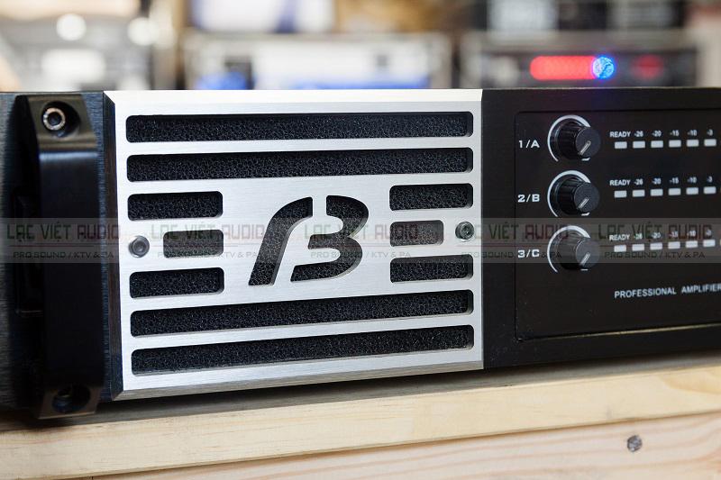 Cục đẩy 3 kênh của BF audio vô cùng chất lượng và nổi tiếng