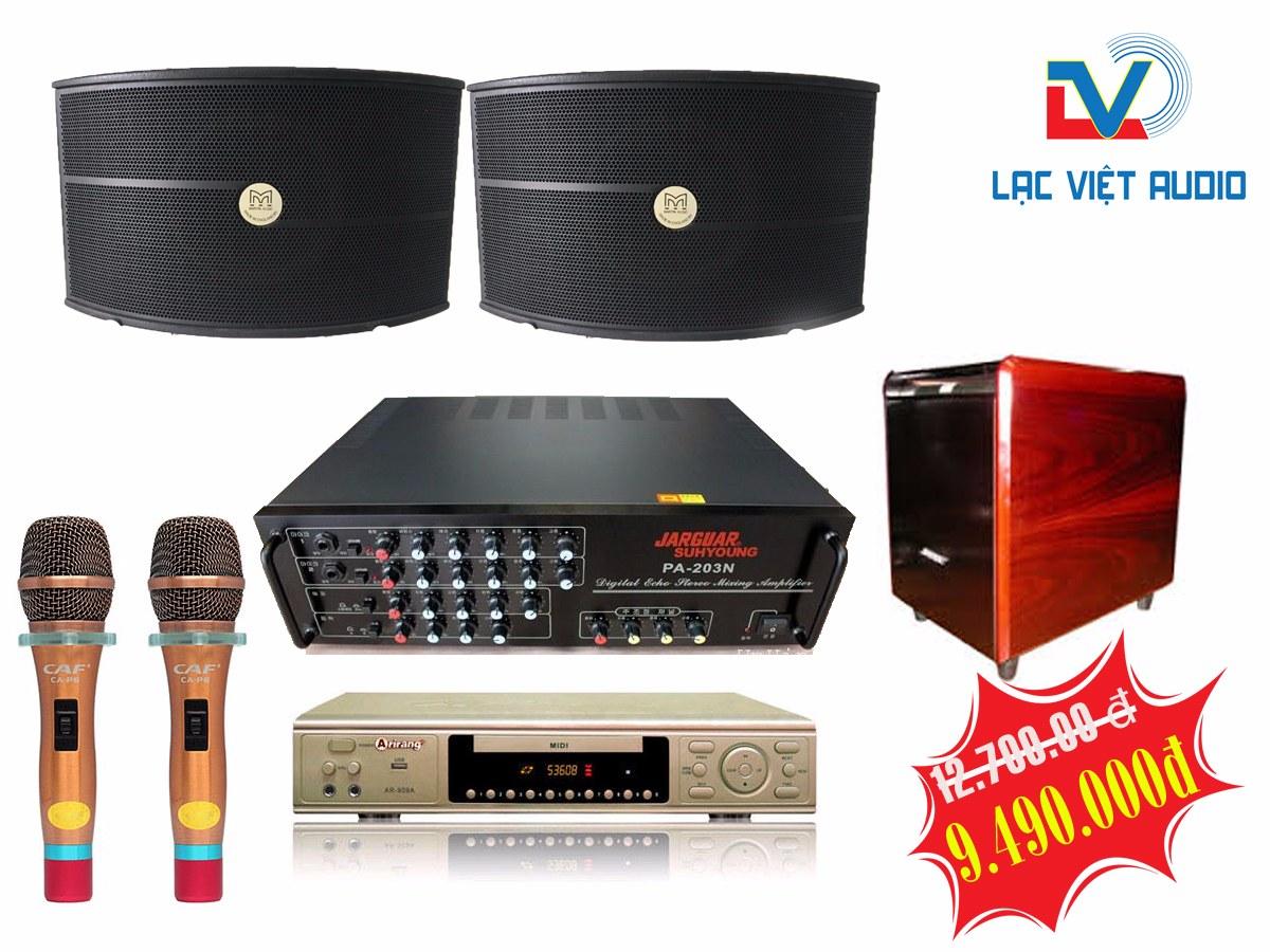 Bộ dàn karaoke gia đình LV 06