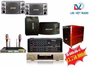 Bộ dàn karaoke gia đình LV 12 A