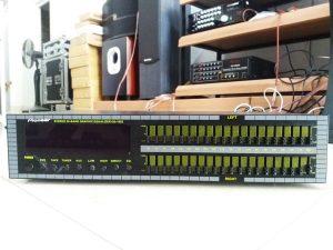 Bộ lọc âm thanh Pioneer EQ 1802 nội địa Nhật bản giá rẻ