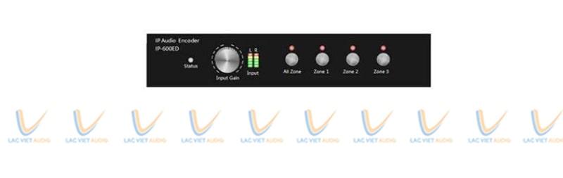 Bộ mã hóa âm thanh Asima IP-600ED