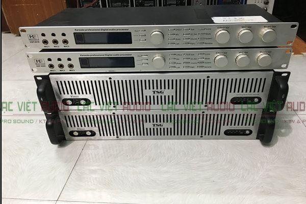 Bộ vang số BF K306D cho dàn âm thanh chuyên nghiệp
