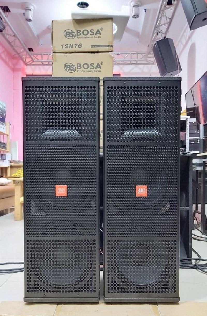 Loa hỏa tiễn AMA sound DH-212NS giá rẻ nhất tại Lạc Việt Audio