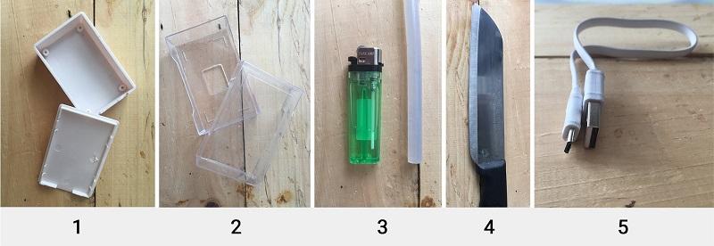 các dụng cụ cần chuẩn bị để biến loa thường thành loa bluetooth
