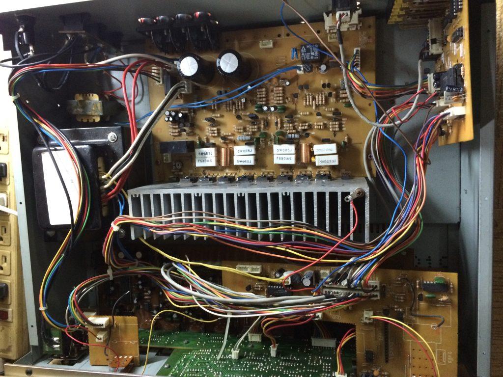 Cách sửa amply bị mất tiếng chuẩn chuyên gia