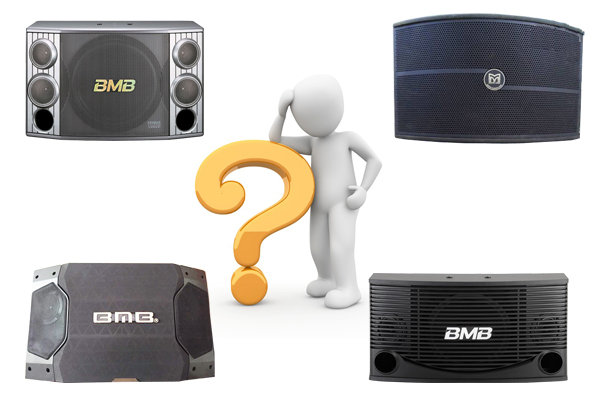 Cách lựa chọn loa karaoke chuẩn và hay nhất
