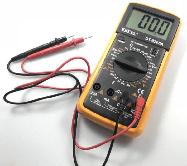 Cách xác định chân cho Transistor đơn giản