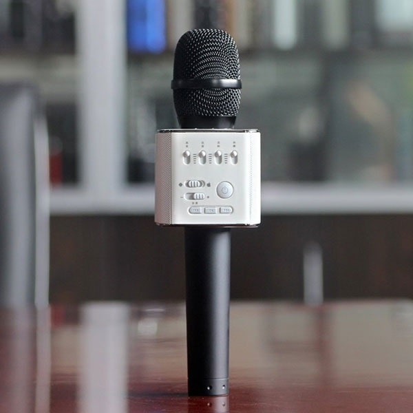 Cách sử dụng micro bluetooth hát karaoke