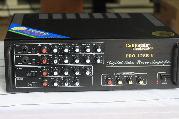 California 128B II